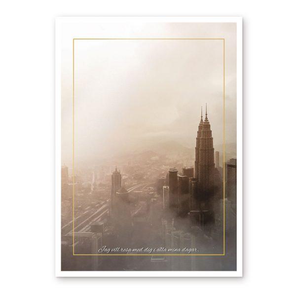 Kuala Lumpur Tavla poster