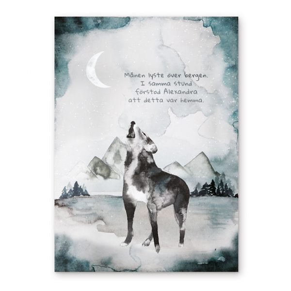 affisch barnrum present